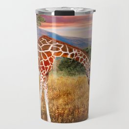 Tall Love From Above Travel Mug