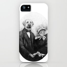 Couple iPhone Case