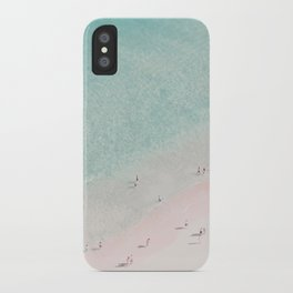 beach - summer of love III iPhone Case