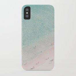 beach - summer of love III iPhone Case
