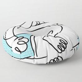LOST! Floor Pillow