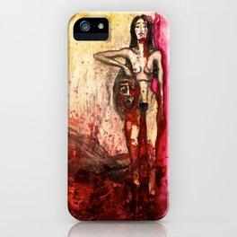 Salome iPhone Case