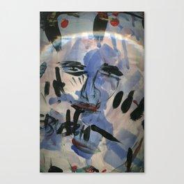 Blue John Canvas Print