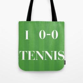 I heart Tennis Tote Bag