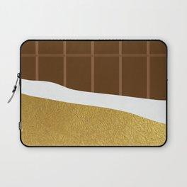 chocolate yum! Laptop Sleeve