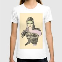 megan lara T-shirts featuring Lara by hyperpattern