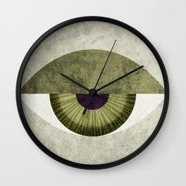 The Seeker Wall Clock