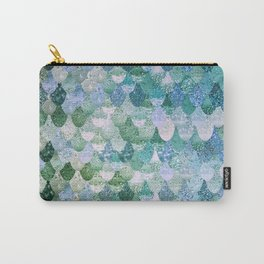REALLY MERMAID OCEAN LOVE Carry-All Pouch