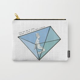 Debajo del agua (Under the water) Carry-All Pouch