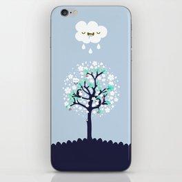 Bloomy iPhone Skin