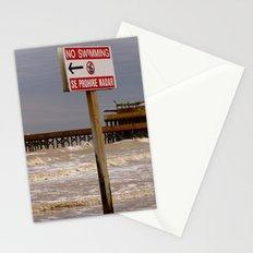 Se Prohibe Nadar Stationery Cards