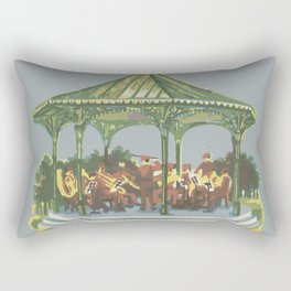 bandstand Rectangular Pillow
