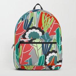 Floral jungle Backpack