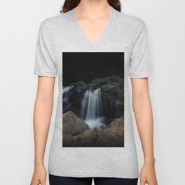 Waterfalls Unisex V-Neck