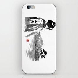 geisha's watching iPhone Skin