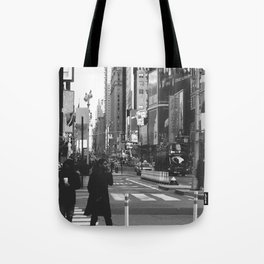 Let my imagination go (B&W) Tote Bag