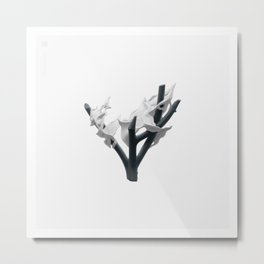 FIRE (Repaint) Metal Print