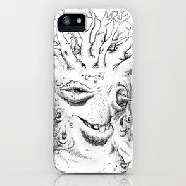 Tree Oddity iPhone Case