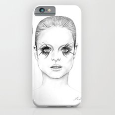Bright Eyed Girl Slim Case iPhone 6s