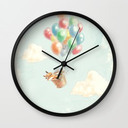 what's next Wall Clock