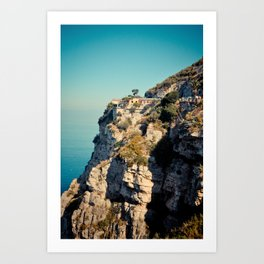 Postcards from Italy: Sorrento Art Print