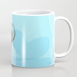 Anton, the Valentine´s Yeti Coffee Mug