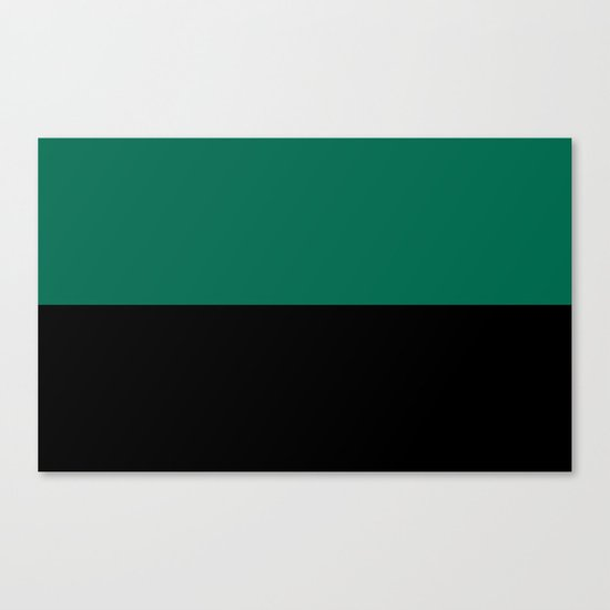 Flag of Texel Canvas Print