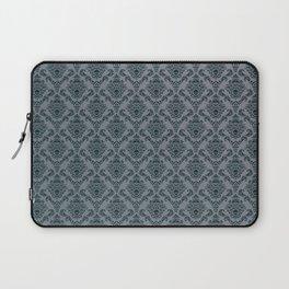 Pirate Damask Pattern Laptop Sleeve
