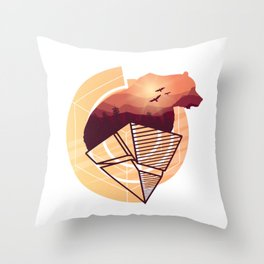 Tanap Throw Pillow