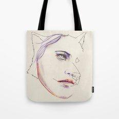 Boudeuse Tote Bag
