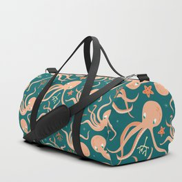 Octopus 003 Duffle Bag