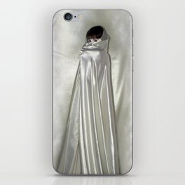 "say no to patriarchy / ""the niqāb"" iPhone Skin"