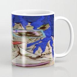 Earth Power Lady tetkaART Coffee Mug