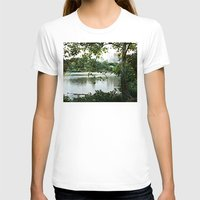 central park T-shirts featuring Central park by ChaunceyInk