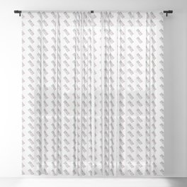 Made In Dominican Republic Sheer Curtain