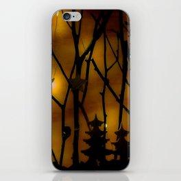 Woodland Scene. iPhone Skin