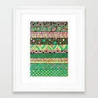 nyc Framed Art Prints featuring NYC by Mariana Beldi