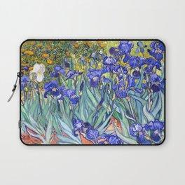 Vincent Van Gogh Irises Laptop Sleeve