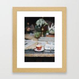 Remnants Framed Art Print