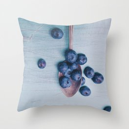 Goodness Overflows Throw Pillow