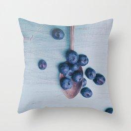 Goodness Overflows Throw Pillow