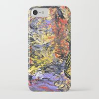 coldplay iPhone & iPod Cases featuring Parachutes 00' by l.w.