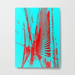 The Alley II Metal Print