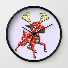Alejibre // Moose Wall Clock