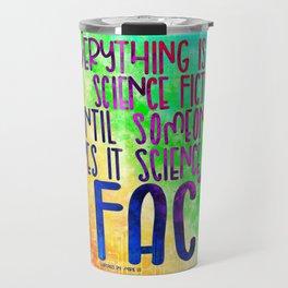 Science Fact (Warcross) Travel Mug