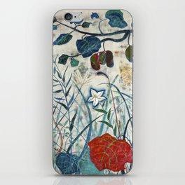 nature【Japanese painting】 iPhone Skin