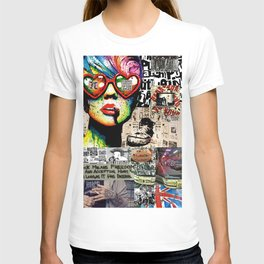 Punk Rock poster T-shirt
