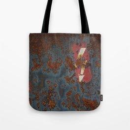 Old Iron Tote Bag