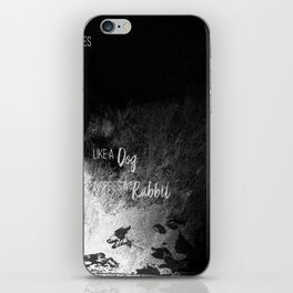 Inspire Me iPhone Skin