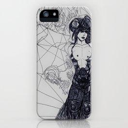 Ms Biro iPhone Case